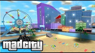 Roblox - Mad City - How To Get Allot Of XP / Money With Friends!