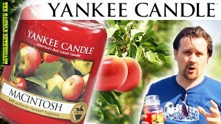 Yankee Candle - MACINTOSH - In-Depth Review - Apple Country Hudson Valley, NY - TCE #003