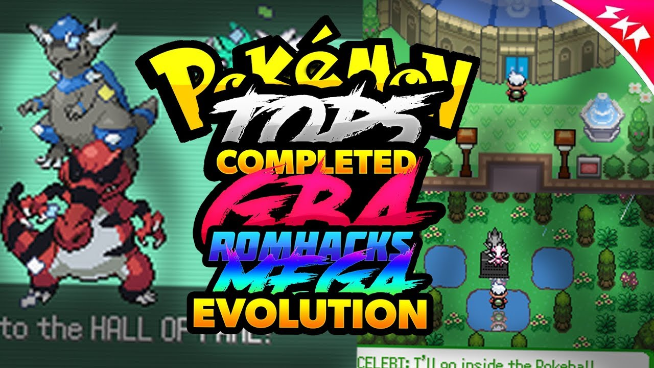 pokemon rom hacks 2018 finished