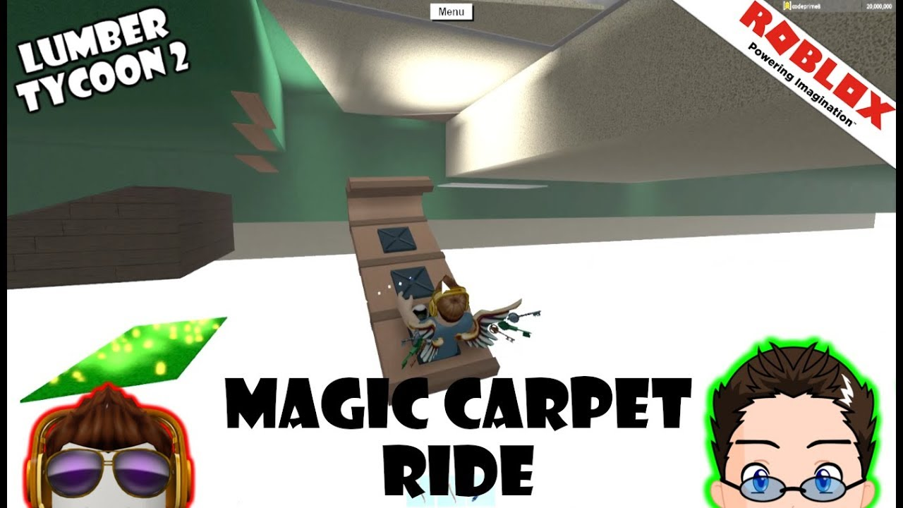 Magic Carpet All Codes Roblox