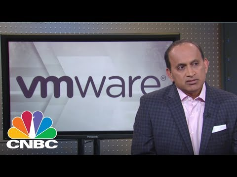 VMware COO: New Hardware Economy | Mad Money | CNBC