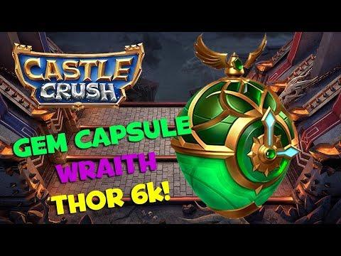 Gem Capsule EXPLAINED! Castle Crush