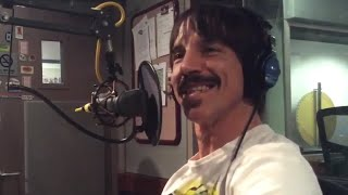 Anthony Kiedis interview with KLOS (26.1.2016)