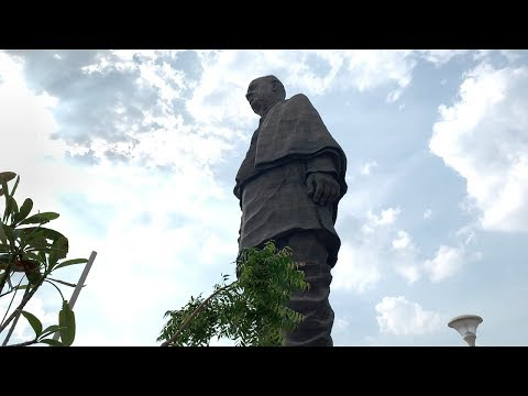 Ride to STATUE OF UNITY | World's TALLEST Statue