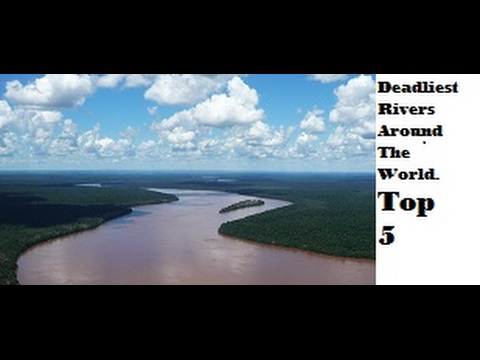 Lists of Rivers in the world: Top 5 longest rivers
