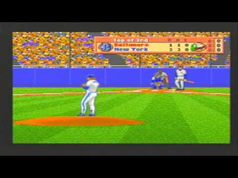 Hardball 94 Baltimore Orioles vs New York Yankees