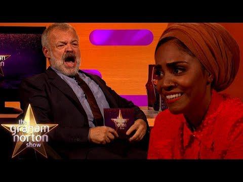 Nadiya Hussain's Oven EXPLODED on Bake-Off   The Graham Norton Show