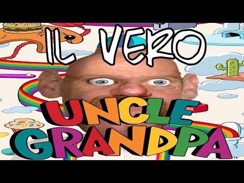 Il Vero Uncle Grandpa - Creepypasta [ITA]