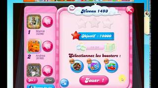Candy Crush-Level 1493
