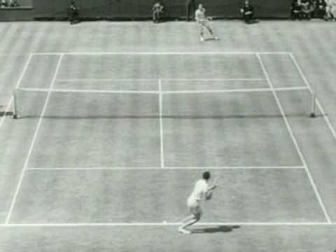 Tennis-finales Wimbledon (1947)