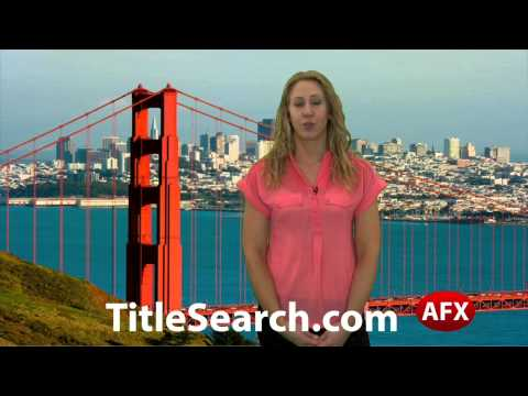 Property title records in Glenn County California   AFX