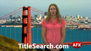 Property title records in Glenn County California | AFX