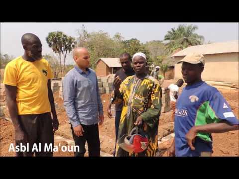 Asbl Al Ma'oun: projets humanitaires au Togo