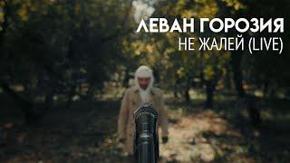 Леван Горозия - Не жалей (Live .РАССВЕТ)