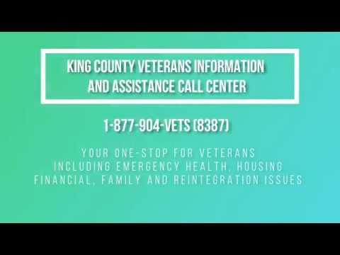 King County Veterans Services | WDVA