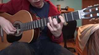 Hare Hare Yukai - The Melancholy of Haruhi Suzumiya Ending (2006) (Fingerstyle Guitar Cover)
