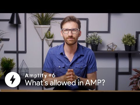 What's Allowed in AMP and What Isn't?
