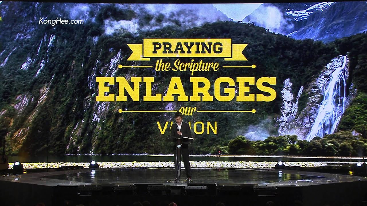 Download Kong Hee - The Power Of Prayer (Part 2)