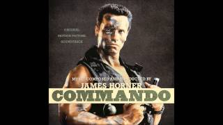 01 - The Trashmen - The Agency - James Horner - Commando