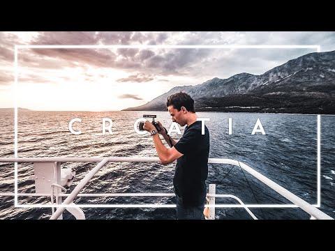 ROADTRIP to CROATIA | cinematic travel video | Sony a6500