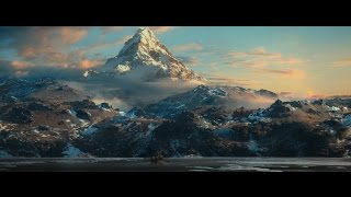 Neil Finn - Song of the Lonely Mountain [Extended Version] (Music Video)