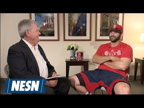 Mitch Moreland Goes One-On-One With Gordon Edes: Part 3