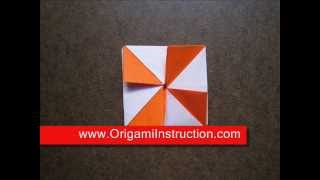 How To Make An Origami Foldable Box With Base