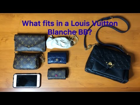 d2e2ba767069 Louis Vuitton Blanche BB
