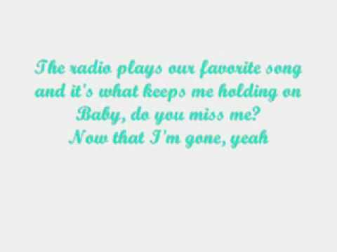 Do You Miss Me (Original & Energybox Mix) Lyrics