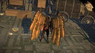 Path of Exile: Wasteland Wings