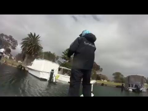 Steve Morgan Live Boat Camera | Mandurah, WA