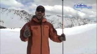 Proper Avalanche Probing Technique
