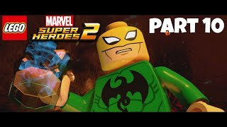 Lego Marvel Superheroes 2 : K