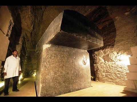 Mysterious Black Boxes Found In Egypt Youtube