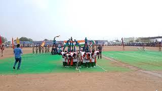 Indian Army Dance Choreography Ranga Mj dancer