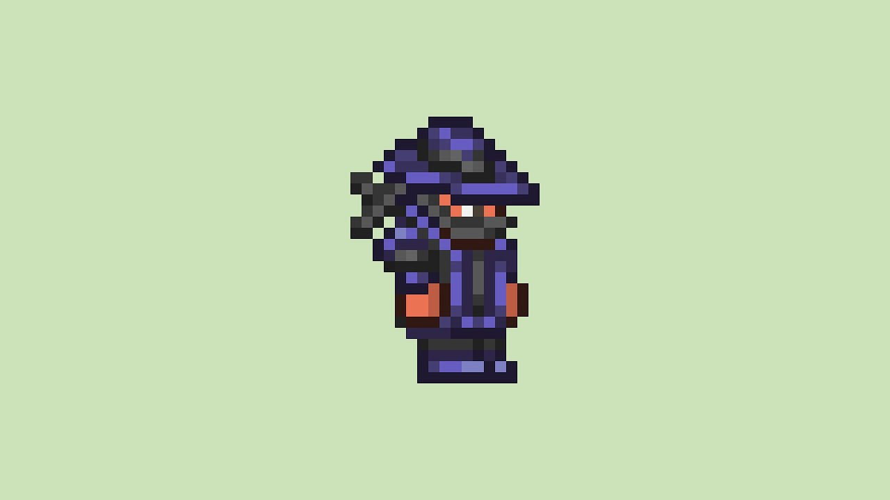 Terraria 1.4.1, but Obsidian Armor makes Summoner viable - YouTube