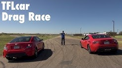 Scion FR-S vs Scion tC Drag Race Part 1: And the best Scion Sports car is?
