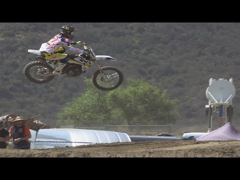 Jason Anderson Ripping and Ready for MX | TransWorld Motocross