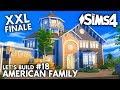 Die Sims 4 Haus bauen | American Family #18: XXL Finale (deutsch)