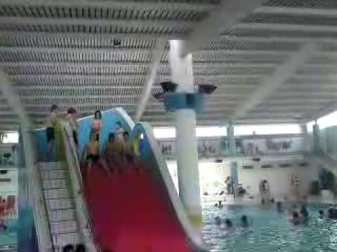 Köln Schwimmbad Rutschen