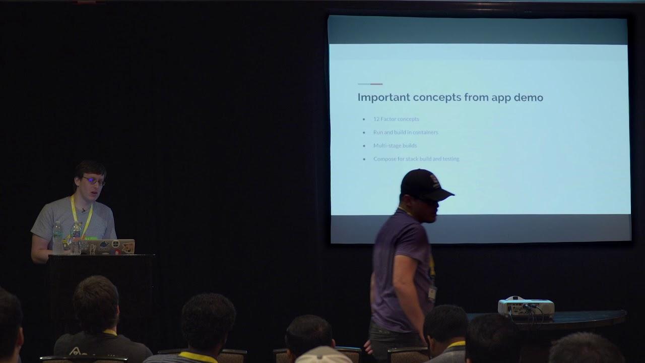 Sean McAdams - Devops Experiment With Circleci, Terraform, Azure, And  Docker Swarm