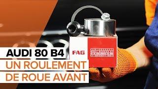 Entretien Audi 80 b4 - guide vidéo