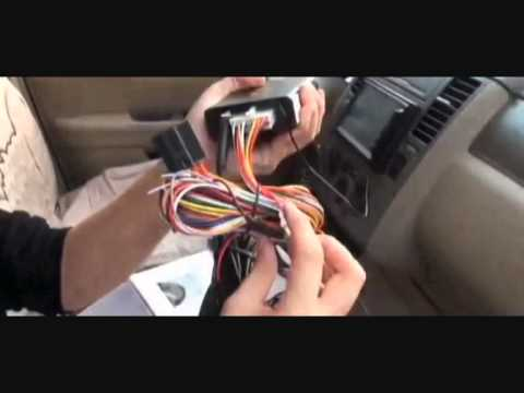 Tracking Device For Car >> gps tracker installation - YouTube