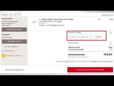 Otto Gutschein 15 Euro Rabatt Für Neukunden 595 Euro Gratis