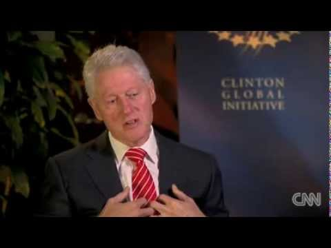 CNN | Why Former US President Bill Clinton went to a Vegan Diet