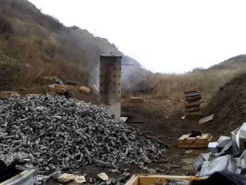 Утилизация патронов на полигоне В.Ч 5588 ЗЕЛЕНОКУМСК 2013