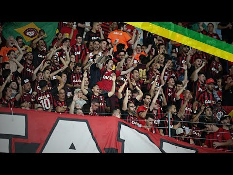 273deba409 TORCIDA DO ATLÉTICO-PR NO MARACANÃ CONTRA O FLUMINENSE - YouTube
