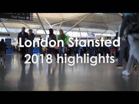 London Stansted takes a look at 2018 highlights