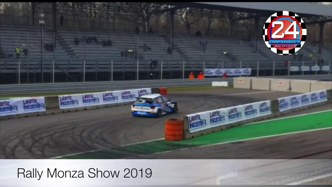 Rally Monza Show 2019