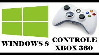 configurando o emulador de controle xbox 360 no windows 8